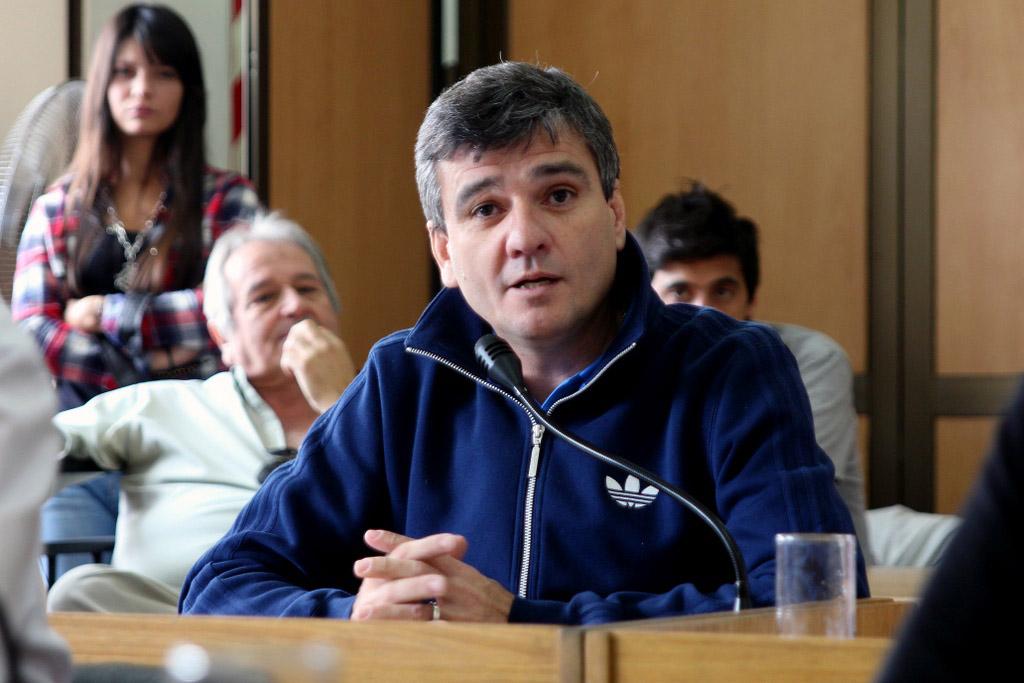 Concejal Juan Zabaleta- FpV Hurlingham