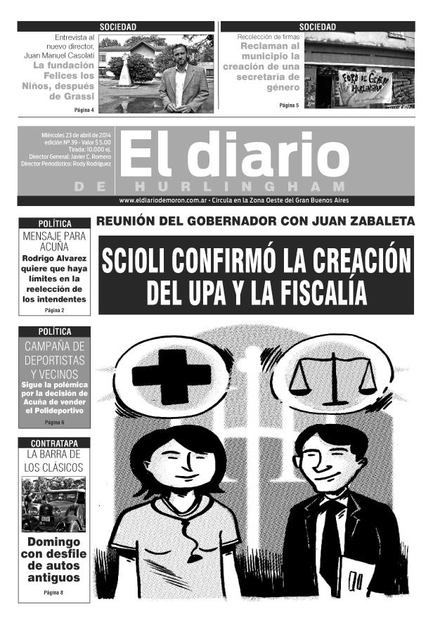 El Diario de HURLINGHAM 40