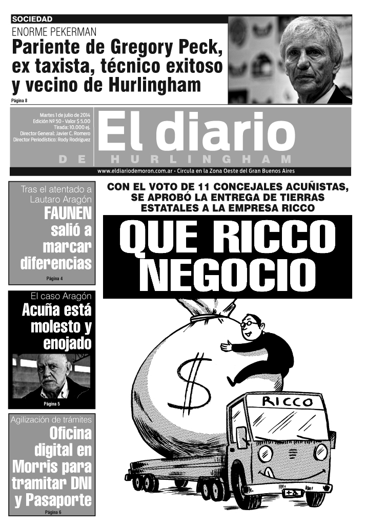 El Diario de Hurlingham 50