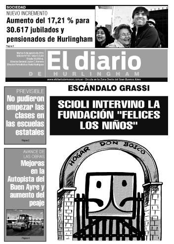 El Diario de Hurlingham 55