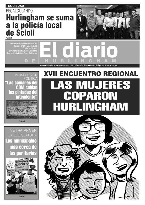 El Diario de Hurlingham 60