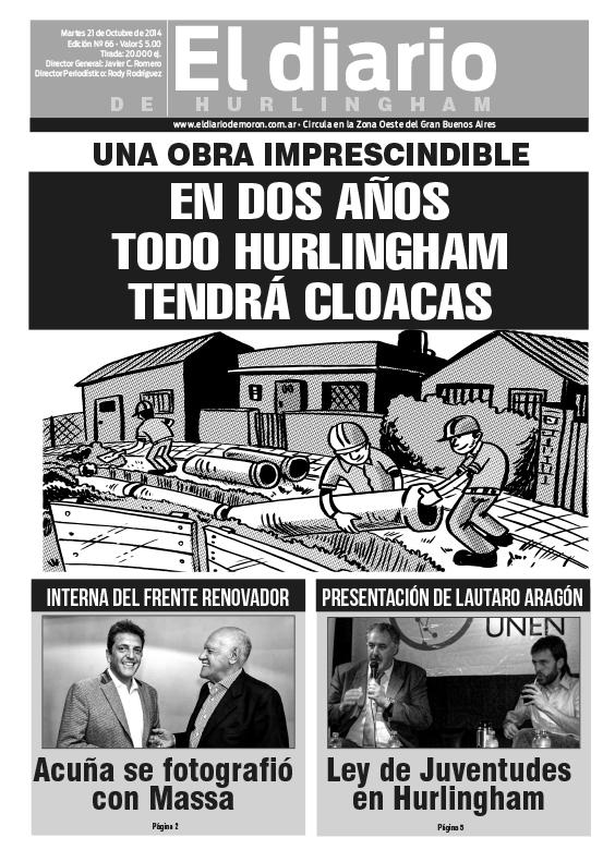 El Diario de Hurlingham 66