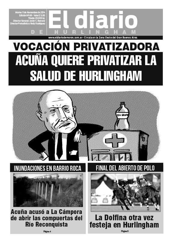 El Diario de Hurlingham 69