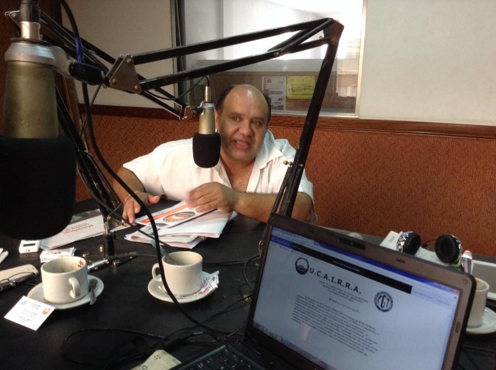 Ricardo Florentin de UCAIRRA