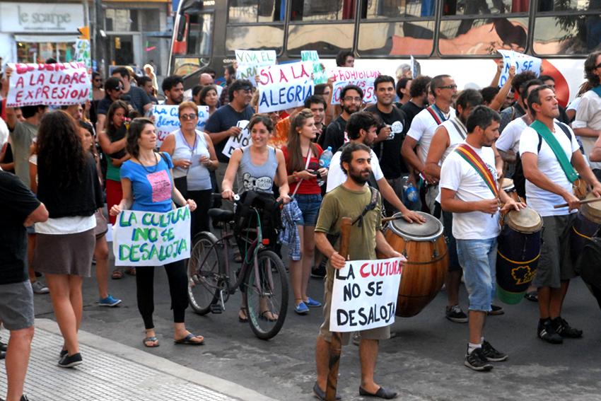 Marcha de La Rotonda 28 feb 15 (5)