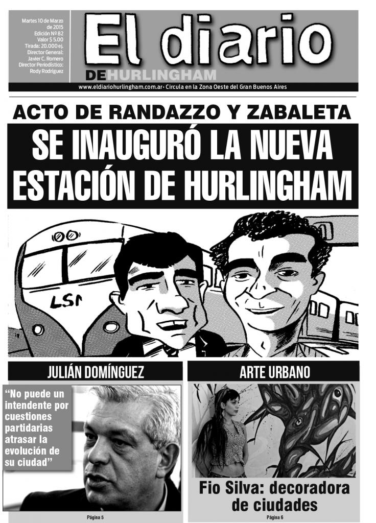 El Diario de Hurlingham 82