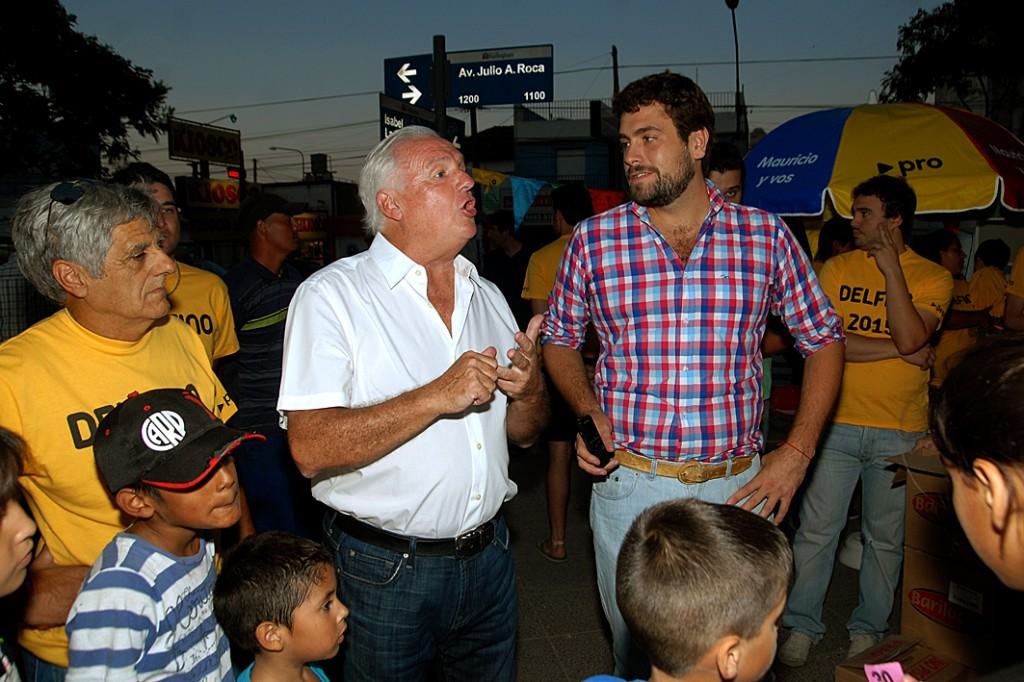 Lucas Delfino y Fernando Niembro (2)